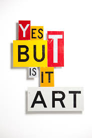 is it art