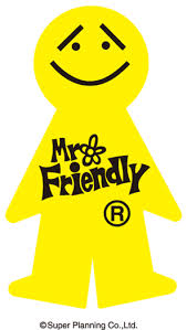 mr friendly