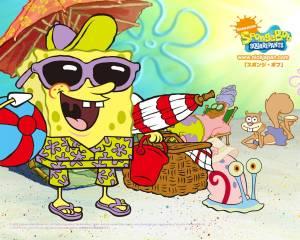 spongebobletsgotothebeach